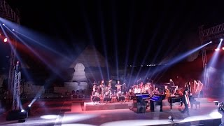 YANNI -THE DREAM CONCERT: LIVE FROM THE GREAT PYRAMIDS OF EGYPT