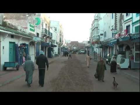 Car trip from Fes to Essaouira, Morocco