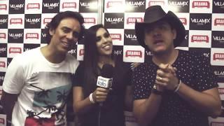 VILLA MIX GOIÂNIA  - Entrevista com Guilherme e Santiago