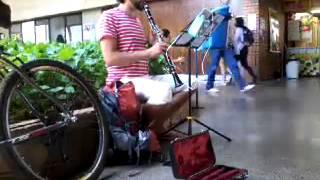 Um clarinete das ruas II