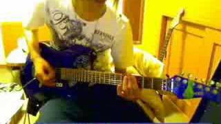 Disturbed Decadence cover guitar NFS need for speed