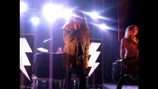 "Dynazty- ""Raise Your Hands"" Live @ Skandiateatern"