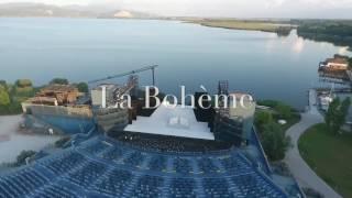 La Boheme: Torre del lago. Festival Puccini