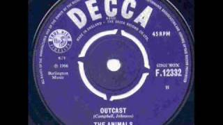 The Animals - Outcast