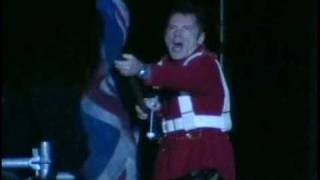 The Trooper - Iron Maiden - Chile 2009