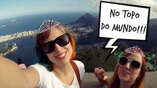 Divas no Topo do Mundo! (#OlharDoCristo)
