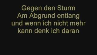 Tokio Hotel - Durch den Monsun lyrics