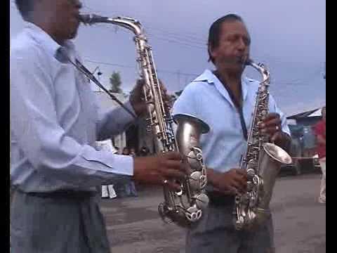 Pacayacu musicians, Ecuador