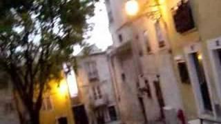 Capvespre a l'Alfama de Lisboa