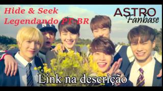 ASTRO Hide&Seek [Legendado PT-BR]