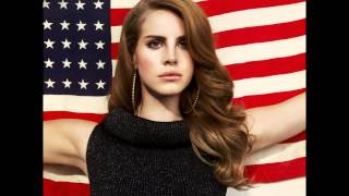 Lana del Rey National Anthem DC BREAKS REMIX