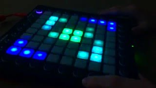 Avicii  -  Levels [ Launchpad Pro Cover ]