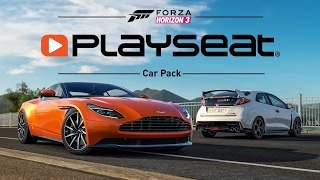 Forza Horizon 3 | Playseat Car Pack Trailer (Xbox One/Win10) 2017