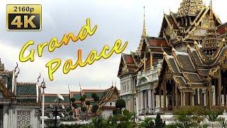 Wat Phra Kaeo and Grand Palace, Bangkok - Thailand 4K Travel Channel