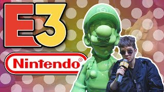 We Stared Into Gooigi's Cold, Murderous Eyes | E3 2019