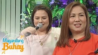 Magandang Buhay: Momshie Min and Momshie Karla's comment on KathNiel