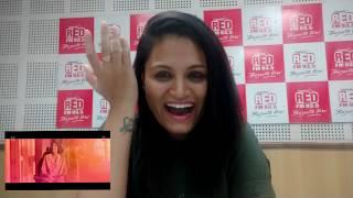 ZERO : Mere naam tu |  Shahrukh Khan |  Anushka Sharma | Katrina Kaif | Reaction Video | RJ Ekansha