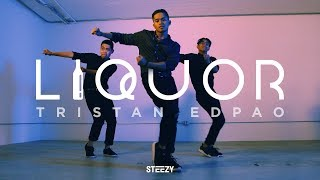 Tristan Edpao Choreography | Liquor - Chris Brown Dance | STEEZY.CO (Intermediate Class)