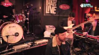 Matt Simons - With You (Live @ BNN That's Live - 3FM)