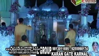 JAI MALA THEME TEMPAL BHATIA EVENTS KARNAL 98130 11695, 98131 11695
