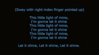 This Little Light of Mine (Karaoke)