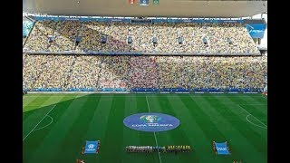 Así es un recorrido por el estadio Arena Corinthians