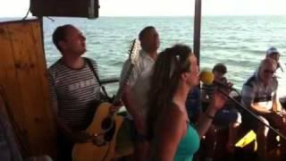 Juanita du plessis  live on the Sea of Galilee