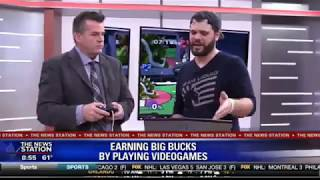 Hungrybox Destroys FOX News Anchor at Super Smash Bros Melee