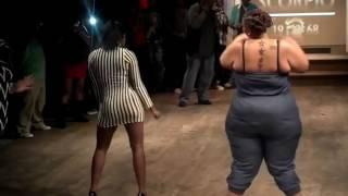 Morena bailando menea tu chapa