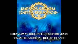 Revolution Renaissance - Loneliness Of 1000 Years (English - Español)