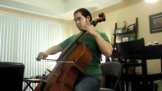 11. Allegretto - Suzuki Cello Book 1