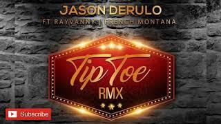 Jason Derulo ft Rayvanny TIP TOE X French montana (Instrumental) beat