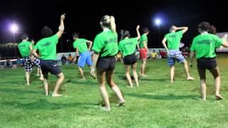 """Dança Sexy do Rui Unas - Equipa """"Grelos com Chocolate"""""""