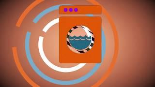 Delirium Elephants: Washing Machine (Lyric Video) [The Sound Of Everything]