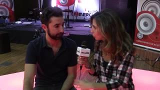 Rádio Comercial   Concerto Mais Pequeno do Mundo: Entrevista Tiago Bettencourt