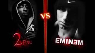 Tupac vs Eminem I'm a Soilder