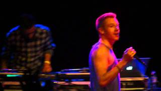Macklemore - Wings (live at the Bluebird Theatre, Denver)
