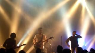 BREAKDOWN OF SANITY 'Bulletproof' live Lyon 25.10.2016