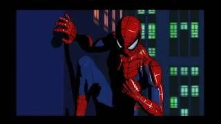 Spider-Man The New Animated Series - Spidey VS The Lizard Secound Encounter Part 2