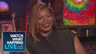 Queen Latifah's Take On Hot Topics | WWHL