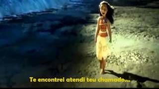 Moana/Vaiana - Know Who You Are Brazilian Portuguese Version by Any Gabrielly