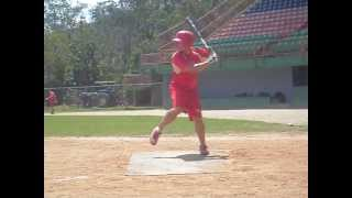 Michael Cruz Baseball  Prospect Aguadilla P.R