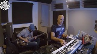 Studio Jam - Azax Feat. Ben Azar Live!