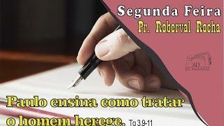 EBD – Aprovados por Deus em Cristo Jesus (3ºtrim_2015) – Pr. Roberval Rocha