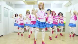 Love Live! Happy Maker Dance (MIRROR)