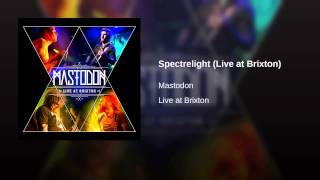 Spectrelight (Live at Brixton)