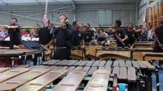 "Hilton College Marimba Band: ""Brave Enough"" as performed by Lindsey Stirling"
