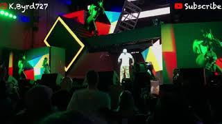 """Chris Brown """"Poppin"""" HBOAFM Tour 2018"""