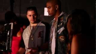 "Behind The Scenes: Meek Mill Ft. Trey Songz, Wale & DJ Sam Sneaker ""Face Down"""