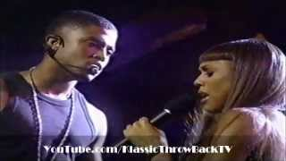 """Deborah Cox and RL - """"We Can't Be Friends"""" Live (1999)"""